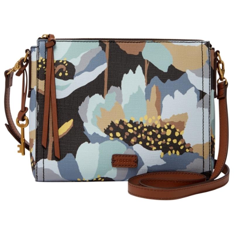 Fossil Ladies Crossbody Bag ZB6902992 Emma - ChrisElli